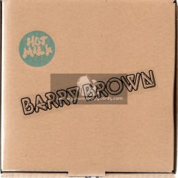 """Hot Milk-7""""-Box Set-7 Singles Produced By Linval Thompson Between 1979 And 1982 Feat. Barry Brown"""