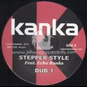 "Kanka-12""-Stepper Style / Echo Ranks & Don Fe"
