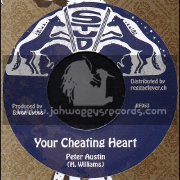 "Stud-7""-Your Cheating Heart / Peter Austin"