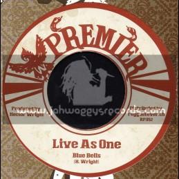 "Premier-7""-Live As One / Blue Bells"
