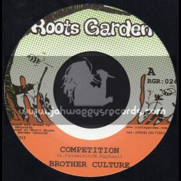 """Roots Garden-7""""-Competition / Brother Culture"""
