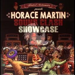 Musical Ambassador-LP-Sound Clash Showcase / Horace Martin