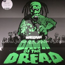 Mr Bongo-Lp-Dawn Of The Dread / Horseman & Friends