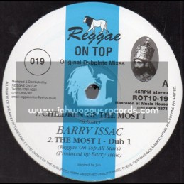 """Reggae On Top-10""""-Children Of The Most I / Barry Issac"""