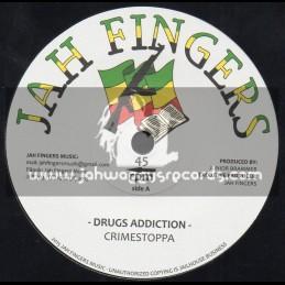 "Test Press-7""-Drugs Addiction / Crime Stopper"