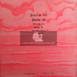 Deeper Knowledge Records-LP-Psalms For I / Prince Fari