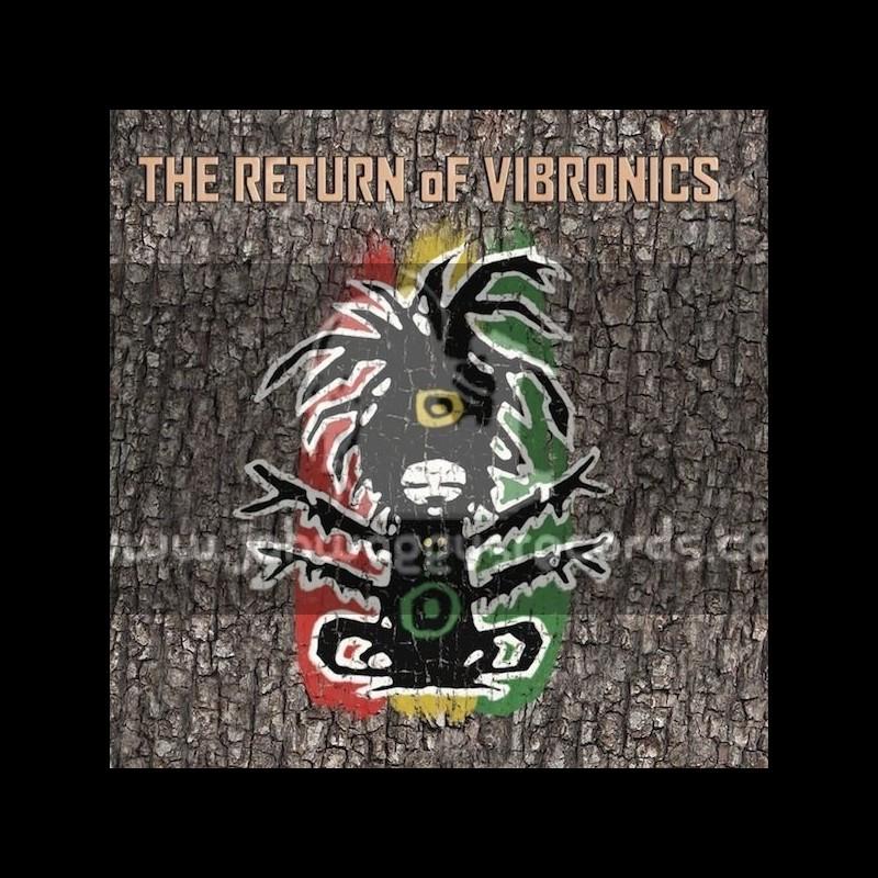 Scoops-Double LP-The Return Of Vibronics / Vibronics - Various Artist