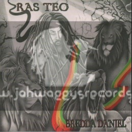Forward Bound Records-LP-Bredda Daniel / Ras Teo