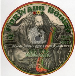 Forward Bound Records-LP-Bredda Daniel / Ras Teo