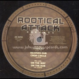 """Rootical Attack Records-12""""-Harvest / Earl Sixteen + On The Way / Mr Zebre"""