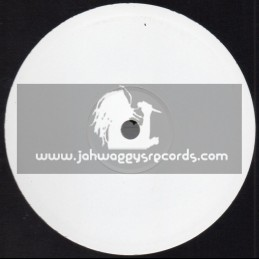 "Partial Records-10""-Test Press-Fittest Of The Fittest + When The Eye Opens + Only Jah & Exodus / The Rootsman"