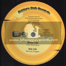 "Culture Dub Records-10""-Better Life / Sista Bethsabbe + Irie / Mexican Stepper"