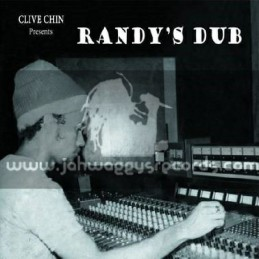 Impact-Only Roots-Lp-Clive Chin Presents Randys Dub