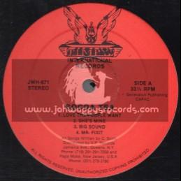 Timpys International Records-Lp-Cocoa Tea - Original Press