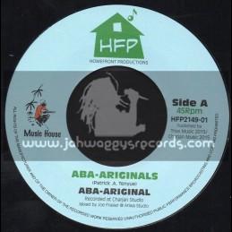 "Music House-7""-Aba Ariginal / Aba Ariginals"