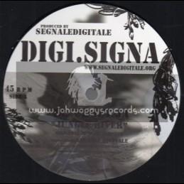 "Digi. Signa-12""-Jungle Fever / Blackout Ja"
