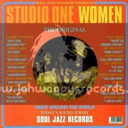 Soul Jazz Records-Double Lp-Studio One Women / Various Artist