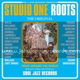 Soul Jazz Records-Double Lp-Studio One Roots / Various Artist