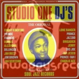 Soul Jazz Records-Double Lp-Studio One DJs / Various Artist