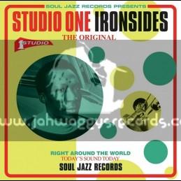 Soul Jazz Records-Double Lp-Studio One Ironsiders / Various Artist