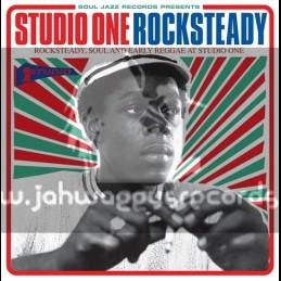 Soul Jazz Records-Double Lp-Studio One RockSteady / Various Artist