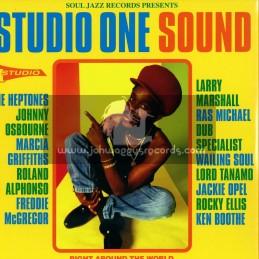 Soul Jazz Records-Double Lp-Studio One Sound / Various Artist