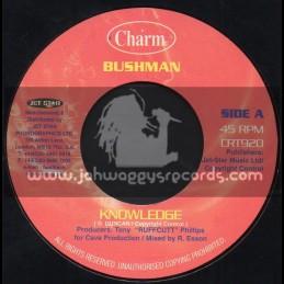 """Charm-7""""-Knowledge / Bushman"""