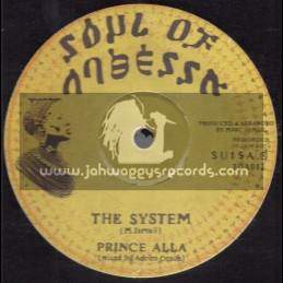 "Soul Of Anbessa-12""-The System / Prince Alla + Revelation Time / The Psalms"