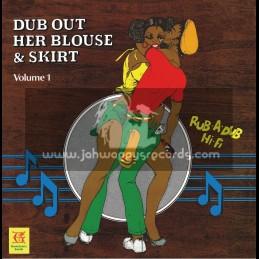 Germain-Lp-Dub Out Her Blouse & Skirt-Vol 1 / Revolutionary Sounds