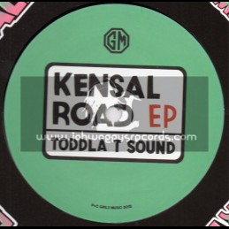 "Kensal Road-Ep-12""-Walkin / Toddla T Meets Suns Of Dub"