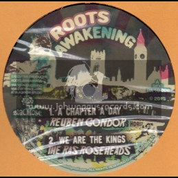 "Roots Awakening-10""-A Chapter A Day / Reuben Gondor"