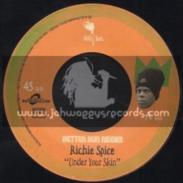 "Dub Inc-7""-Under Your Skin / Richie Spice"