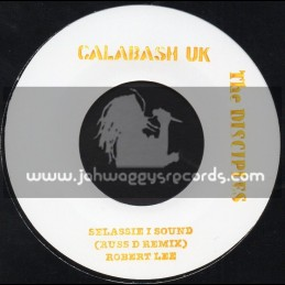 "Calabash Uk-7""-Selassie I Sound / Robert Lee - Russ D Remix"