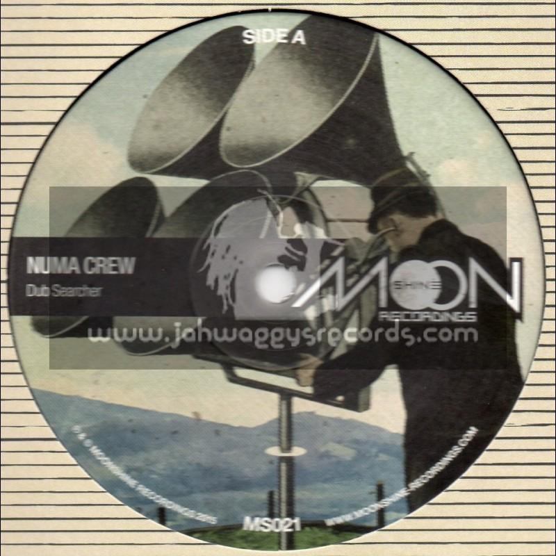"Moonshine Recordings-12""-Dub Searcher / Numa Crew + Everytime / Numa Crew + Red Dub / Numa Crew"