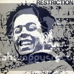 "Bristol Archive Records-12""-Action + Four Point Plan + Restriction & Re-Action / Restriction"