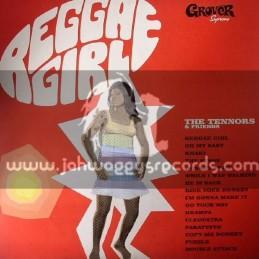 Grover Supreme-Lp-Reggae Girl / The Tennors - Various Artist