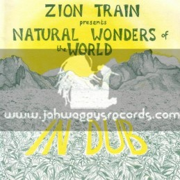Zion Train Records-Lp-Natural Wonders Of The World In Dub / Zion Train