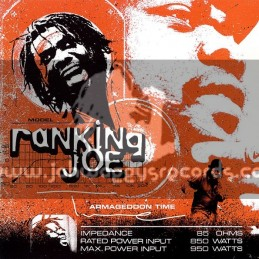 Ranking Joe Music-Lp-Armageddon Time / Ranking Joe