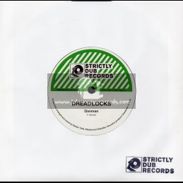 "Strictly Dub Records-7""-Dreadlocks / Danman"