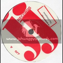 """Jjs Records-7""""-It Wreck Up + Hang On Dont Let Go / The Ethiopians"""