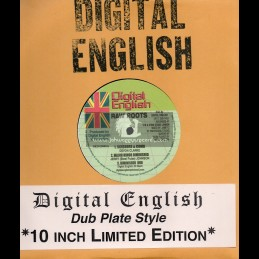 "Digital English-10""-Scissors & Comb/Devon Clarke+Major Minor Diminished/Jerry Johnson+One Aim One Love/Marcia Davis"