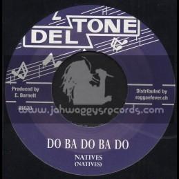 "Deltone-7""-Do Ba Do Ba Do / Natives + Te Ta Toe / Theo Beckford & Deltone All Stars"