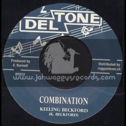 "Deltone-7""-Combination / Keeling Beckford + Action Line / Versatiles"