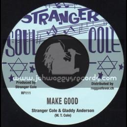 "Stranger Cole-7""-Make Good / Stranger Cole & Gladdy Anderson"