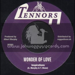 "Tennors-7""-Wonders Of Life / Inspirations + Greatest Scorcher / Clive All Stars"