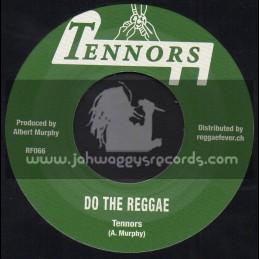 "Tennors-7""-Do The Reggae / Tennors + Nimrod Leap / Pacesetters"