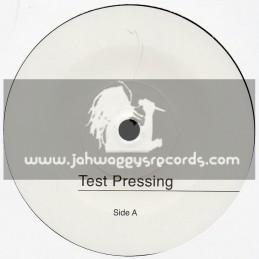 "Partial Records-7""-Test Press-Close Encounter / Padget King"