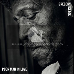 "Tabou1 Records-12""-Poor Man In Love / Gregory Isaacs"