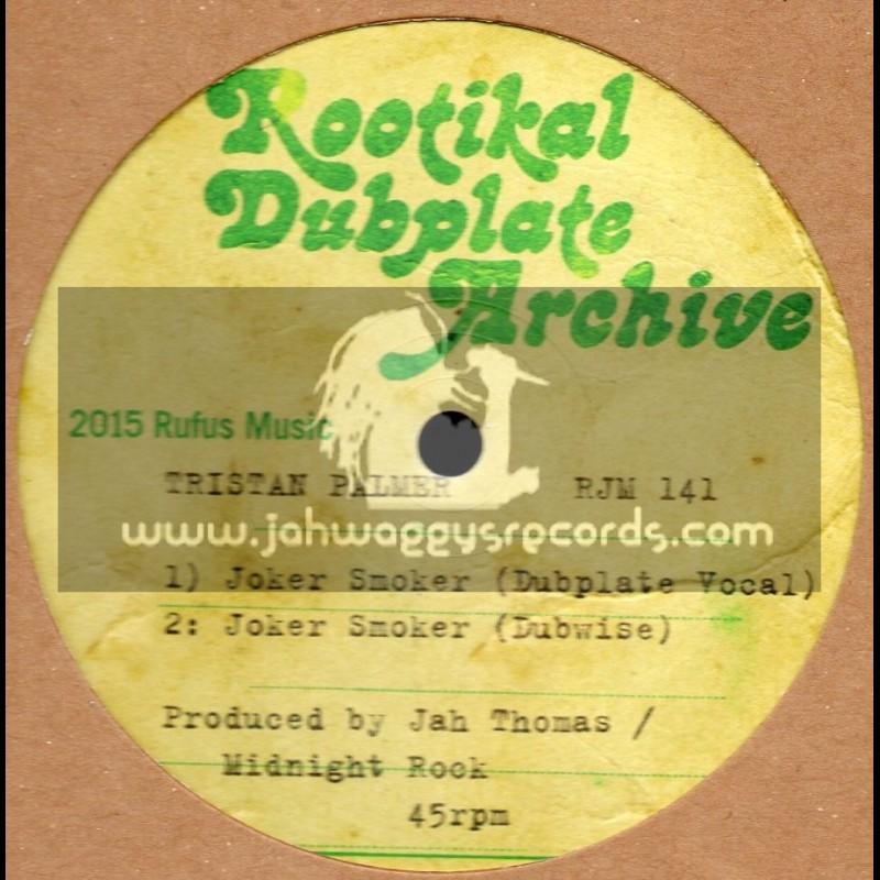 "Rootikal Dubplate Archive-10""-Joker Smoker / Tristan Palmer + Innocent Man / Tristan Palmer"