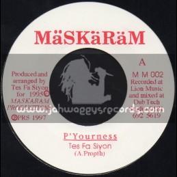 "Maskaram-7""-P Yourself  / Tes Fa Siyon"